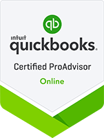 Certified QuickBooks ProAdvsior Online Braintree, MA and East Providence, RI